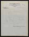 Documents regarding the daily administration and operation of Fort Macon State Park, 1938