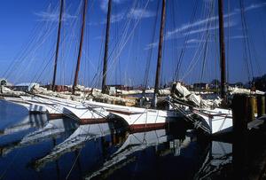 Harriet Tubman Underground Railroad Byway - Cambridge Fleet at Long Wharf