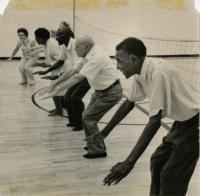 Senior Exercise, 1970s