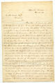 Correspondence from John S. Brien to R. M. C[ornin], December 31, 1860