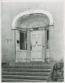 Buckingham House doorway in Zanesville, Ohio