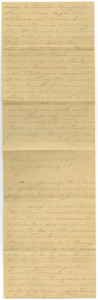 [Letter from C. B. Moore to Linnet, May 23, 1895] Charles B. Moore Family papers, 1832-1917
