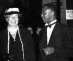 Samuel Evans and Eleanor Roosevelt