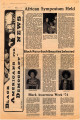 Black Americans for Democracy News; BAD Times; Times (Black Americans for Democracy (University of Arkansas, Fayetteville))