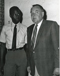 An African-American and an Unknown Guest