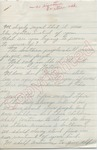 A Southerner to James Meredith (Undated)