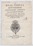 Introduction of Slave Trade in the Spanish Colonies