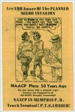 Are you aware of the planned Negro invasion?