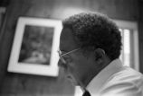 Alex Haley: Seated at desk (AHP 1-79-11 #63)