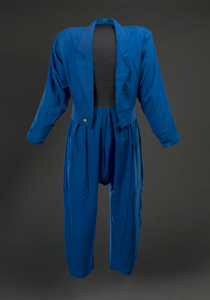 "Jacket and pants worn by MC Hammer in music video for ""They Put Me in the Mix"""