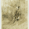 Booker T. Washington in the woods