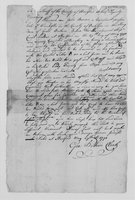 Williams Family Papers: William Williams correspondence with Giles Wolcott, Nathaniel Cushman and others, 1771-1774 Box 1, Folder 6