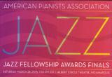 2015 Jazz Fellowship Awards finals flyer