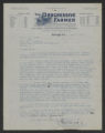 General Correspondence of the Director, Last Names H-P, 1913
