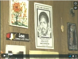 Footage of political ephemera related to the Civil Rights Movement, Black Panthers, and Joyce and Mel King