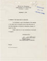 Minutes for the meeting of the Alabama State Board of Education on August 22, 1960.