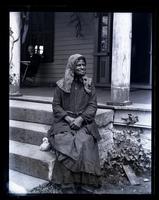 Aunt Phebe at Mcaboy's, Polk Co. North Carolina