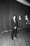Eddie Murphy at the Grammy Awards, Los Angeles, 1983