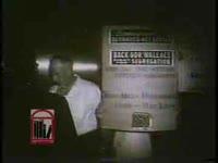 WSB-TV newsfilm clip of mayor Albert Boutwell speaking to the city's new biracial committee in Birmingham, Alabama, 1963 July 16