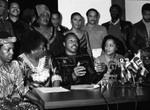Kwanza Christmas Party, Los Angeles, 1983
