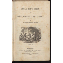 Title page from Uncle Tom's cabin; or, life among the lowly