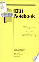 EEO notebook