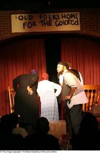 Cast Members Performing