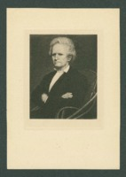 Abraham Lincoln's second law partner Stephen T. Logan