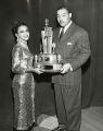 Clara Ward and Joe Louis