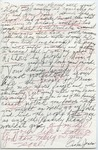 Mrs. Lee Jones to [James Meredith] (Undated)
