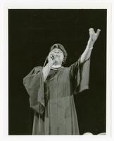 Kaytonya Cody at Commencement 1992