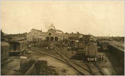 East Tennessee Virginia and Georgia Railroad Shop
