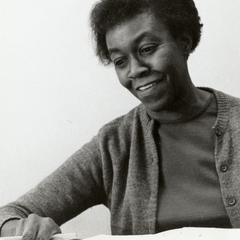 Gwendolyn Brooks, creative writing