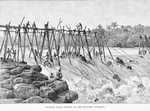 Stanley Falls - fishing at the Seventh Cataract