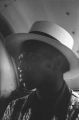 Jasper Wood Collection: Portrait of man in hat