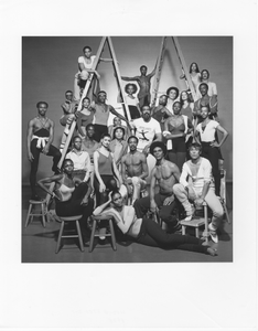 Jack Mitchell Photography of the Alvin Ailey American Dance Theater Collection