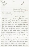 Thumbnail for Letter from Solomon G. Brown to S. F. Baird, August 15, 1866