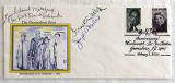 Greensboro Four postal cover