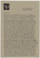 Letters : Langston Hughes to Carl Van Vechten