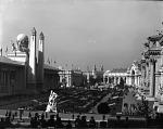 Louisiana Purchase Exposition, Sunken Garden
