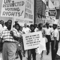 Voting Rights for Blacks and Poor Whites in the Jim Crow South