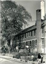 Unidentified Apartment Building in Atlanta, Georgia