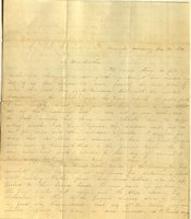 Letter from Charlotte to Samuel Cowles, 1835 December 3.