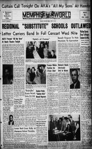 Memphis World, 1950 April 21st