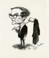 Tom Eisele Caricature
