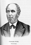 Thumbnail for Members of the acting committee; Charles Wise, treasurer