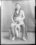 Stacey Matlock, Chaui Pawnee Indian, 1904
