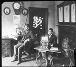P.A. Gaine, General Secretary, and George A. Arthur, Baltimore, Maryland