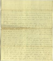 Letter from Charlotte to Samuel Cowles, 1839 May 30.