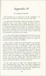 Racial and Civil Disorders in St. Augustine : Report of the Legistlative Investigation Committee : Appendix 19